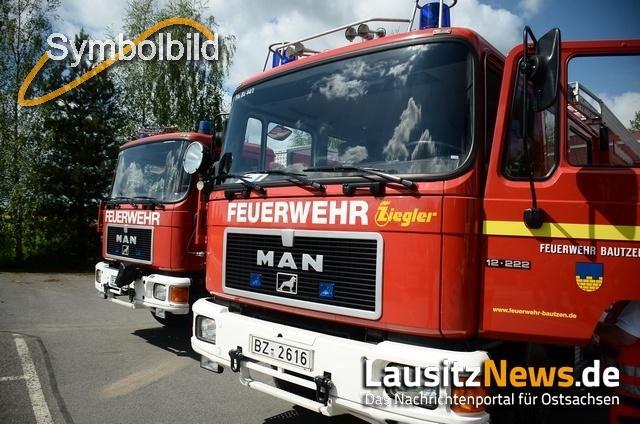 Brandstiftung in Asylbewerberheim