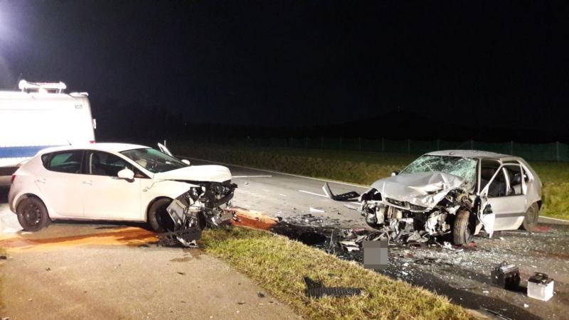 Ohne Führerschein  Unfall verursacht