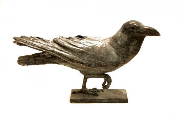 Bronzefiguren gestohlen