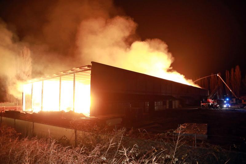 Mutmaßlichen Brandstifter gefasst