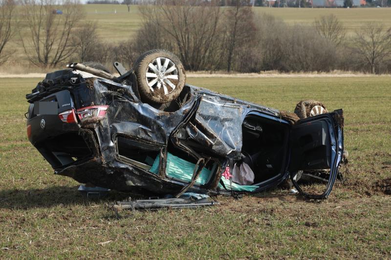 2 Verkehrsunfälle auf der Autobahn  7 Verletzte
