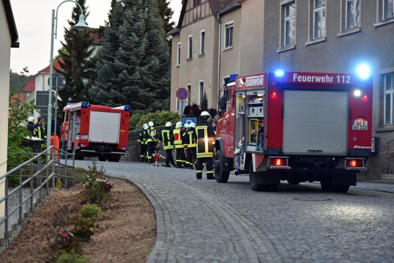 Schwelbrand an E-Herd führt zu Feuerwehreinsatz