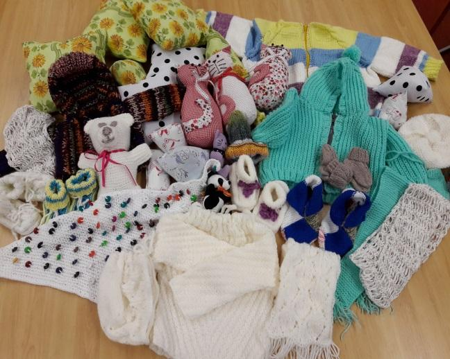 Willkommensgeschenke für Neugeborene im Landkreis