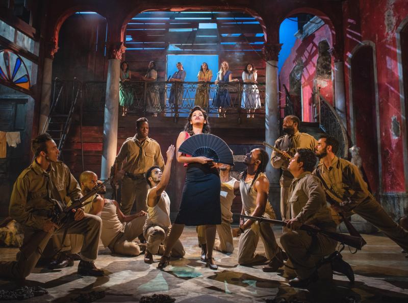 Carmen la Cubana  Erstes Musical aus Kuba in Deutschland