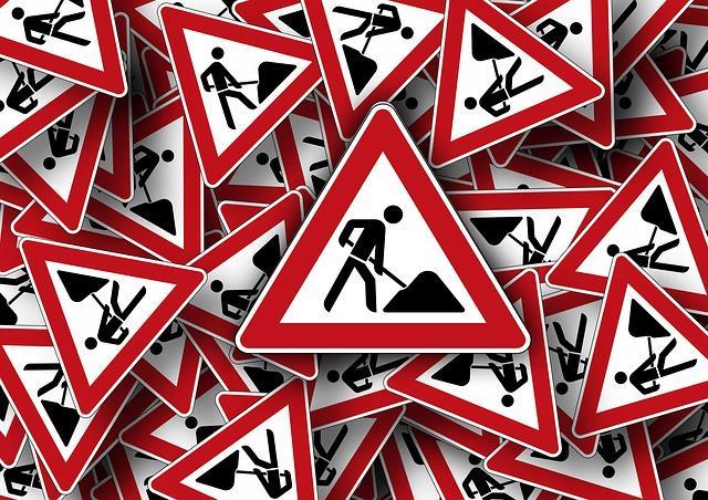 Innere Lauenstraße ist gesperrt