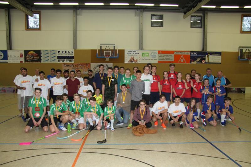 2. Integratives Floorballturnier des Kreissportbundes Bautzen