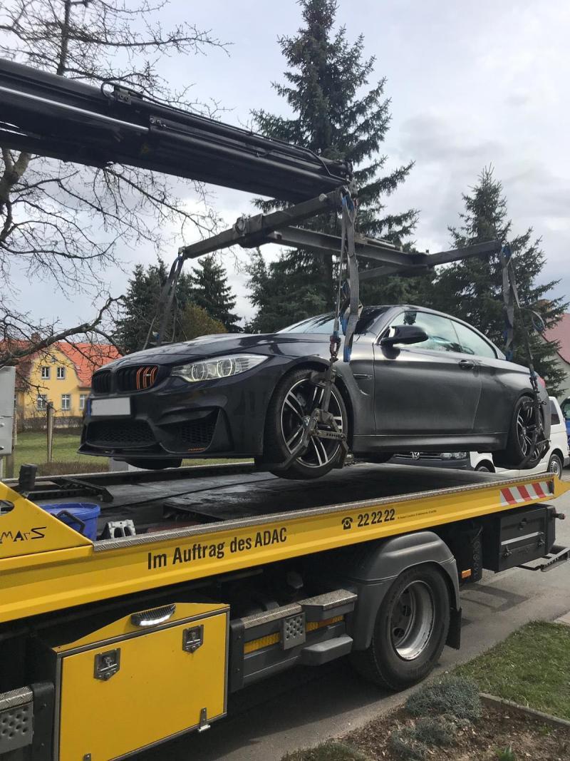 Mutmaßlichen Autodieb nach 630 Kilometer Flucht gestellt  Haftbefehl erlassen
