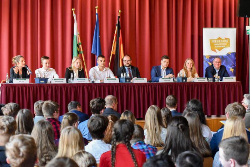 Europapolitisches Schülerforum