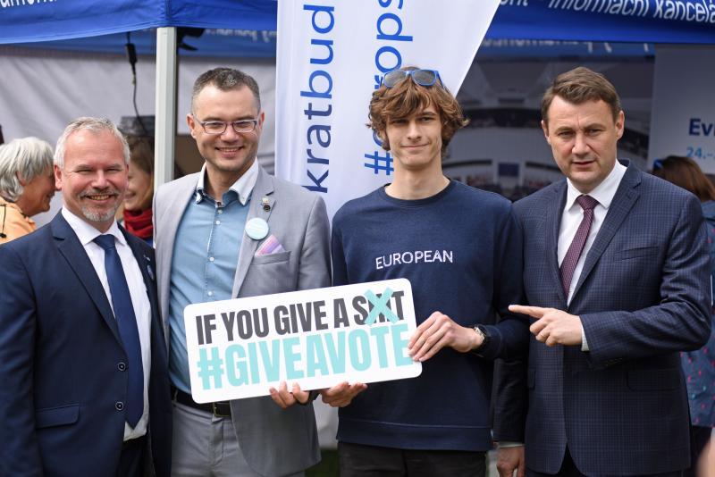 Festakt zum Jubiläum: 15 Jahre EU-Osterweiterung