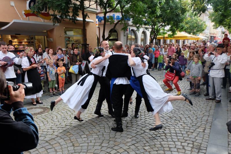"XIII. internationales Folklorefestival ""Łužica – Łužyca – Lausitz"" 2019 startet Anfang Juli"
