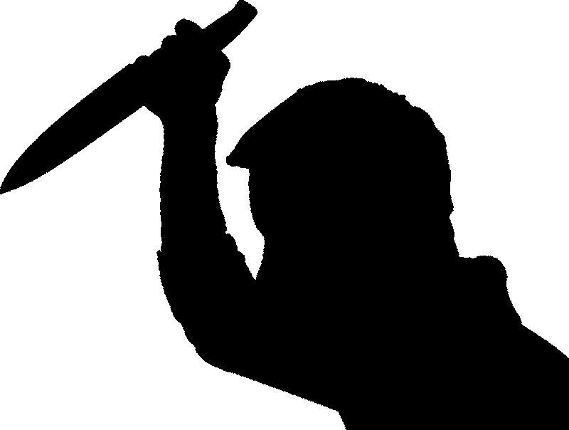 Kind mit Messer bedroht  Tatverdächtiger festgenommen