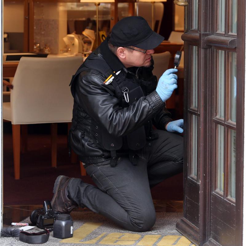 Staatsanwaltschaft Dresden erhebt Anklage nach Juwelenraub