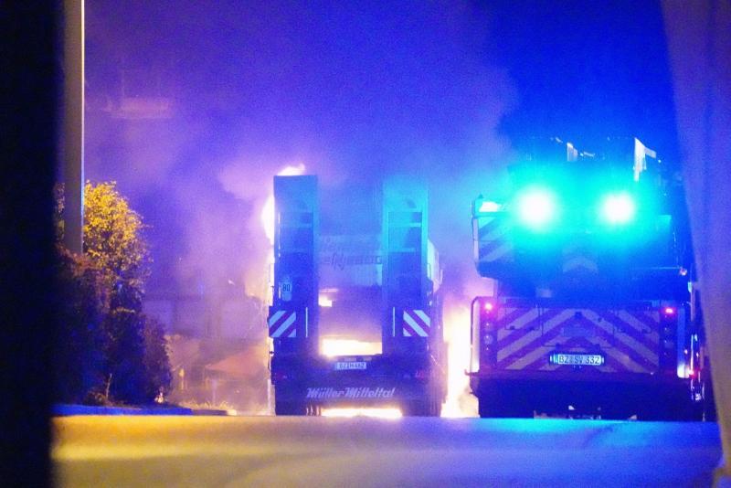 Nach Brandanschlag: LKA lobt 30.000 Euro für Hinweise aus