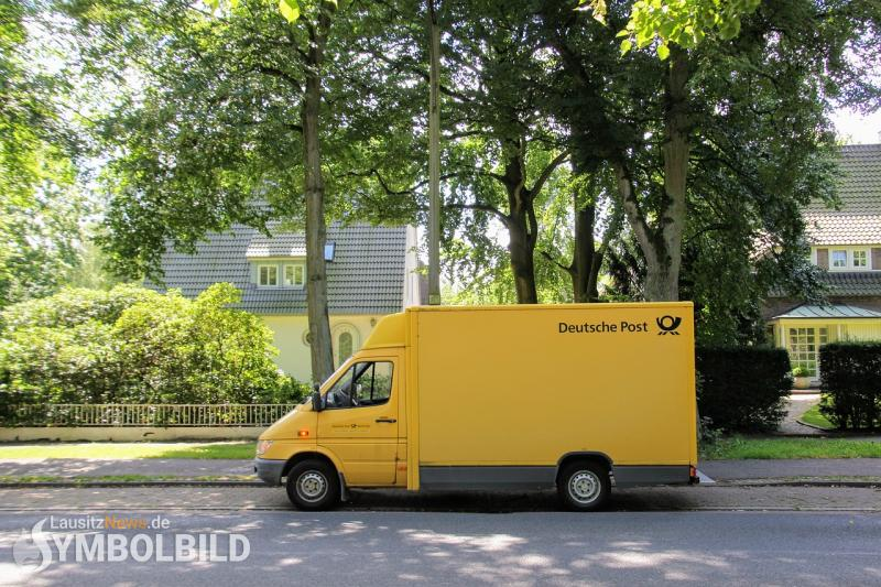 Ehemaliges Post-Auto gestohlen