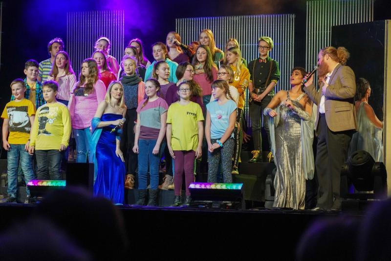 Kommando Ohrwurm unterstützt Musical Stars