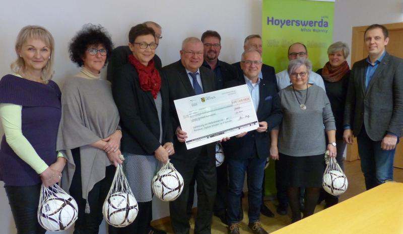 Digitalpakt-Fördermittel für Hoyerswerdaer Schulen