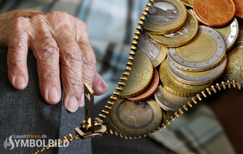 Rentner abgezockt