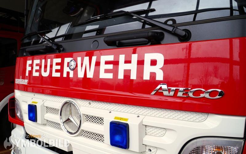 Diesel ausgelaufen - Einsatz für die Feuerwehr