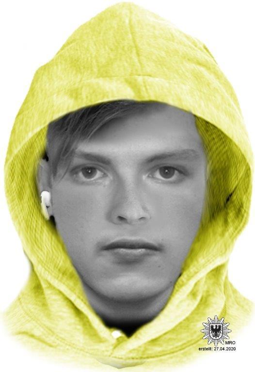 13-jährige angegriffen - Wer kennt diesen jungen Mann?