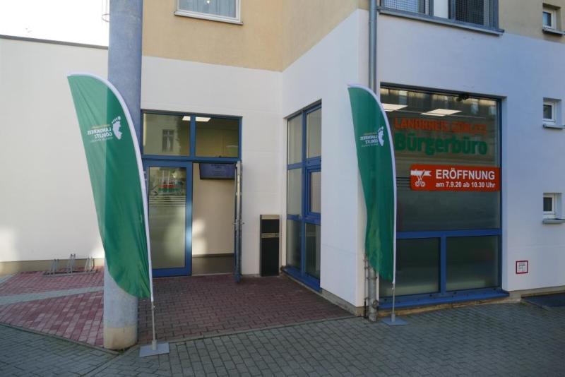 Bürgerbüro eröffnet
