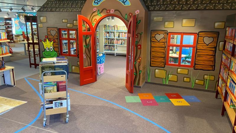 Schau(t)-Rein-Tag – Neueröffnung der Stadtbibliothek Ebersbach-Neugersdorf