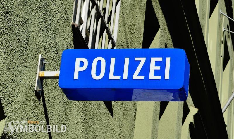 Polizeigebäude beschmiert - Zeugen gesucht