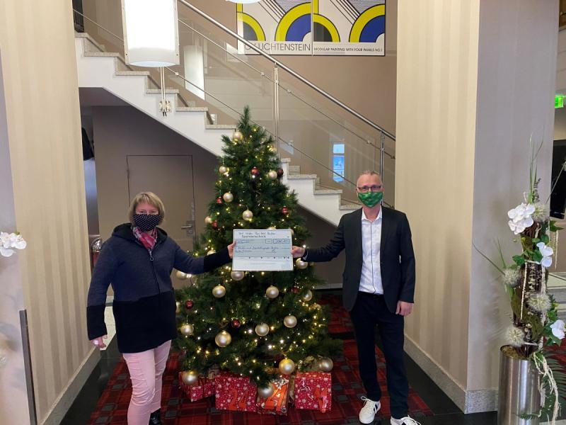 Charity-Aktion: Best Western Plus Hotel Bautzen spendet an Jugendgruppe