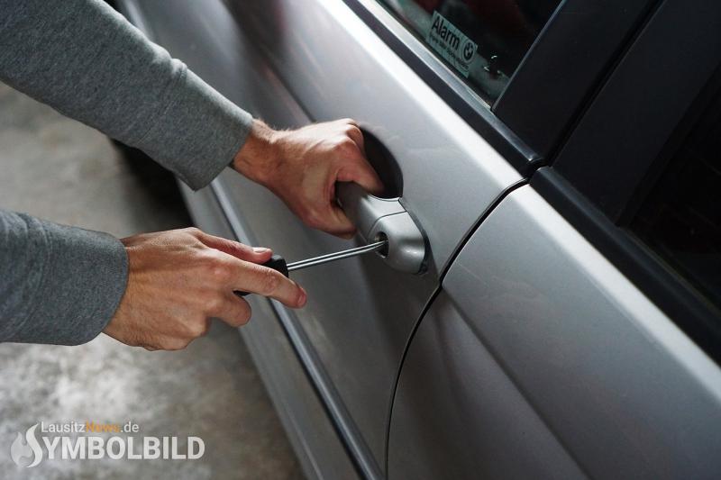Hyundai gestohlen