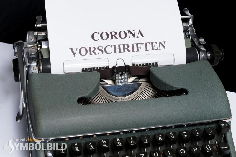 Kontrolle der Sächsischen Corona-Schutz-Verordnung