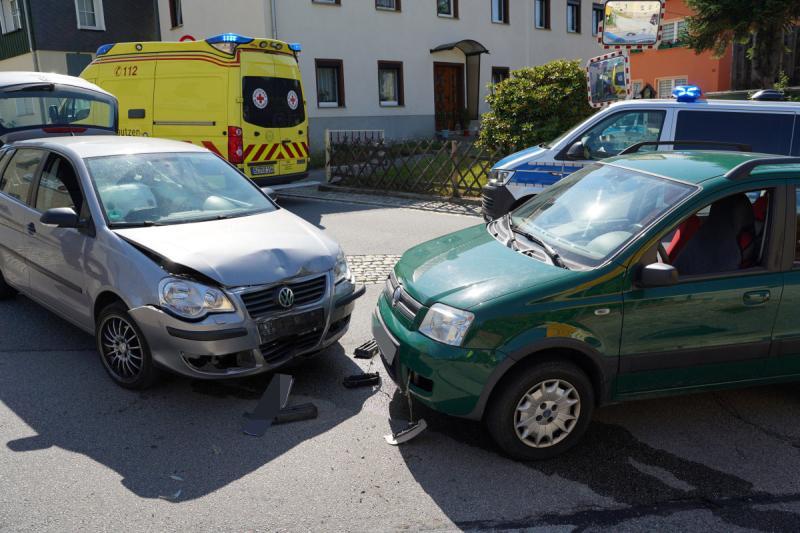Frauen bei Unfall verletzt